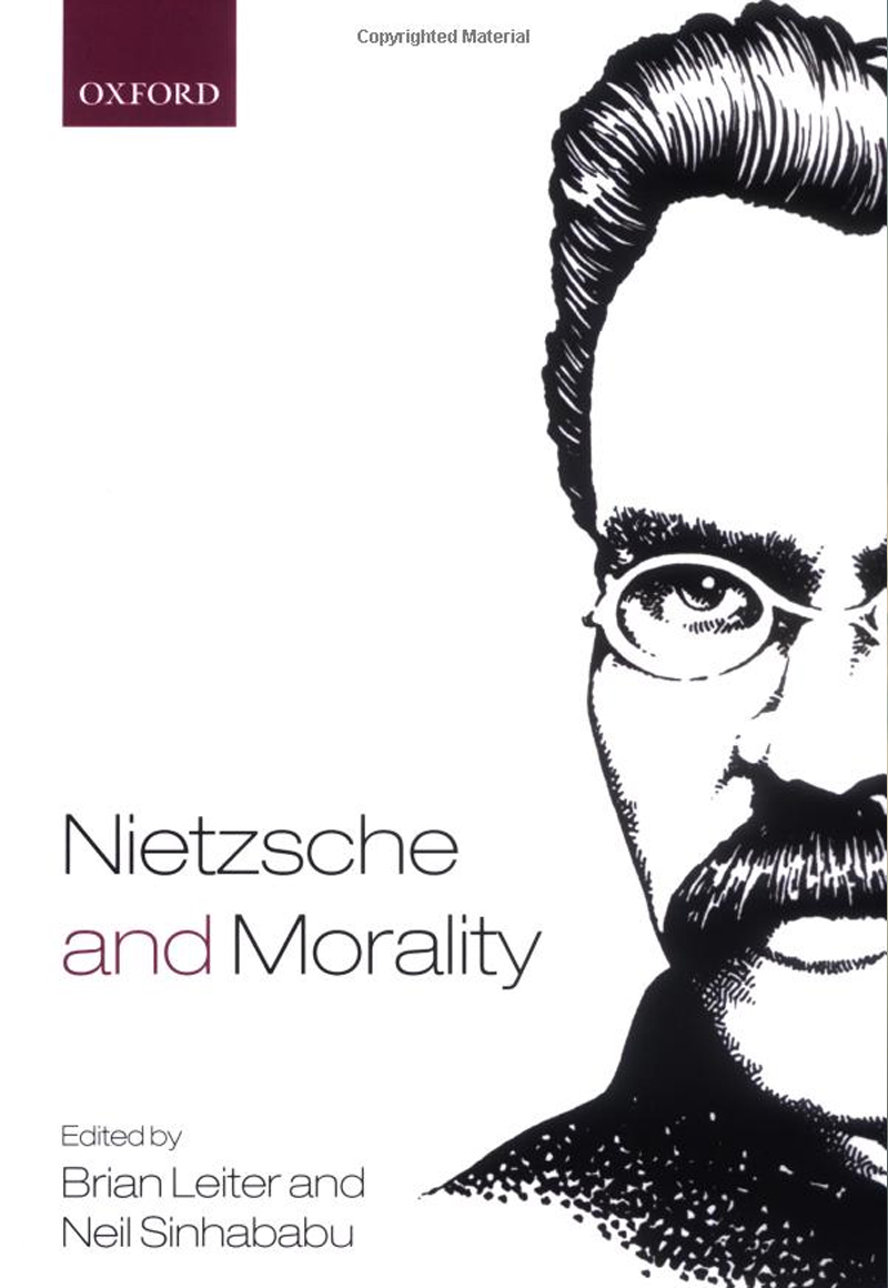 Brian Leiter, Nietzsche and Morality